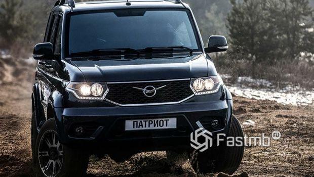 Цена и комплектации нового УАЗ Патриот