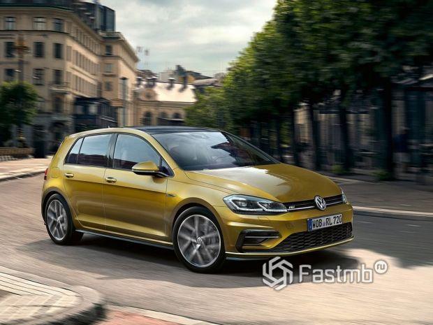 VW Golf: лучший семейный хэтчбек
