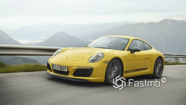 Porsche 911: самый популярный спорткар