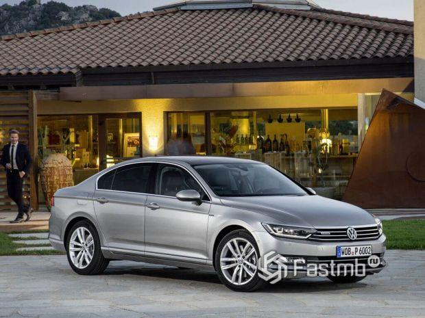VW Passat: лучший среднеразмерный седан
