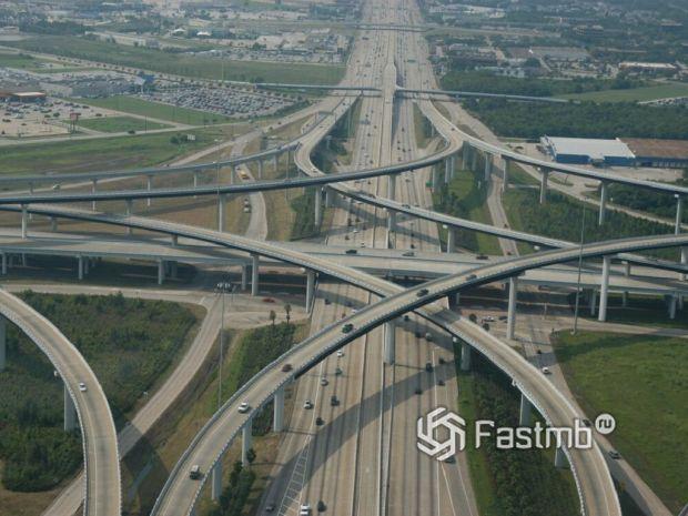 шоссе Кэти в Техасе
