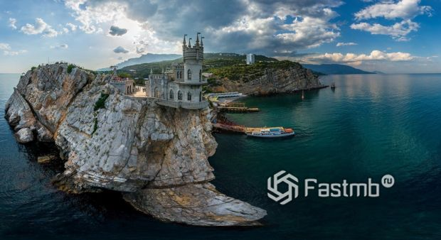 автомобильное путешествие в Крым