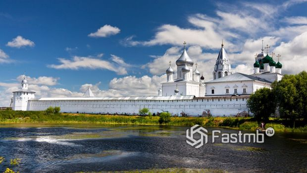 автомобильное путешествие по Золотому Кольцу России
