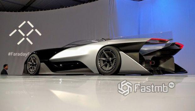 Faraday FFZero1