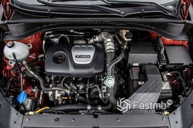 Технические характеристики Nissan X Trail vs Hyundai Tucson