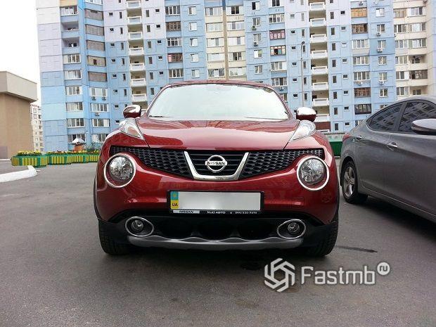 ТОП-5 самых популярных Nissan в Украине