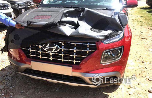 Новый Hyundai Venue
