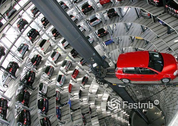Автоматизированная парковка