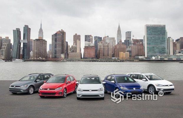 10 интересных фактов о моделях Volkswagen