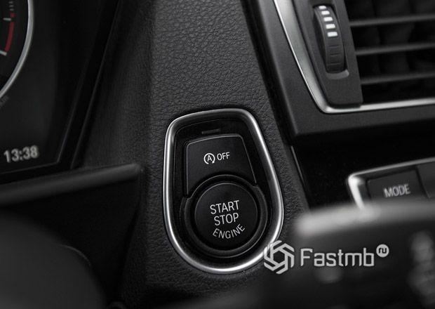 Автоматическая система Start Stop двигателя
