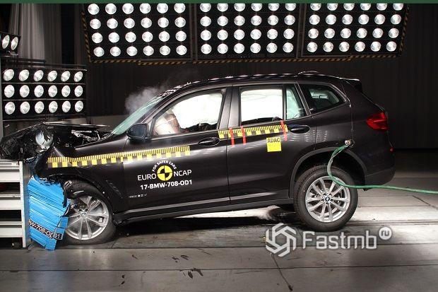 Философия безопасности BMW на дороге