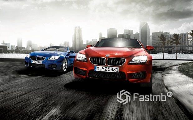 ТОП-10 самых безопасных моделей BMW