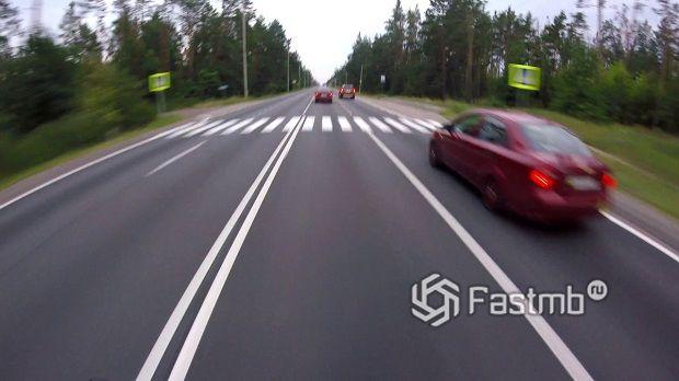 ТОП-10 самых хороших дорог Украины