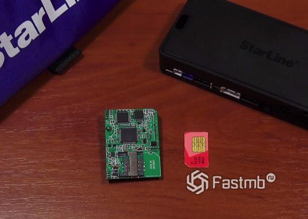 GSM сигнализация Starline A93