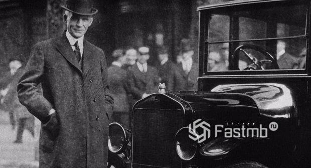 10 интересных фактов об автомобилях Ford