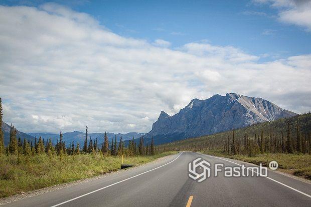 ТОП-10 красивых дорог мира