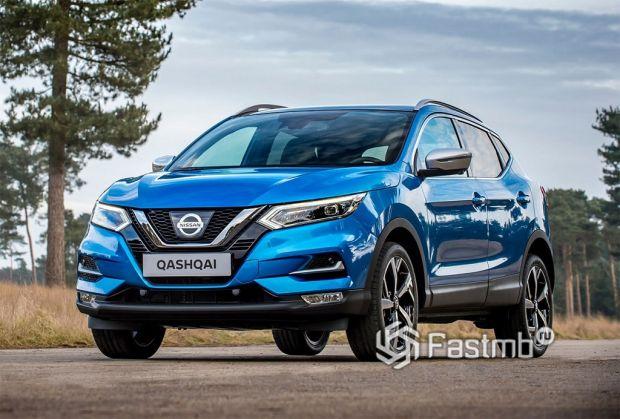 Nissan Qashqai 2017 в дизельной комплектации