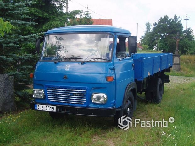 грузовик Авиа