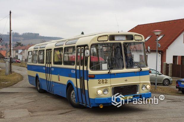 автобус Karosa