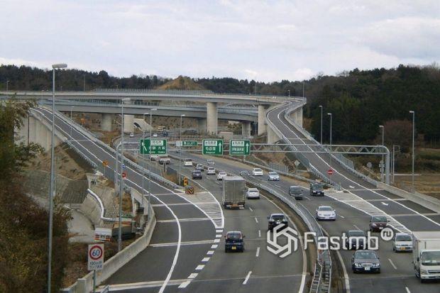 скоростные автомагистрали Японии