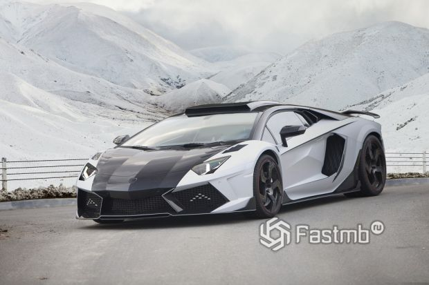 Lamborghini Aventador Mаnsory Cаrbonado GT