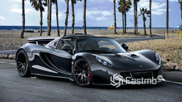 Hennessey Venоm GT Spyder