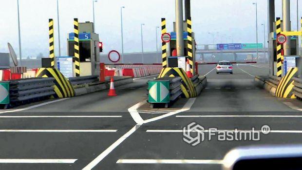 платная автомагистраль в Польше