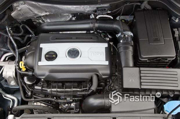 Технические характеристики Ford Kuga против VW Tiguan