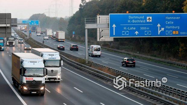Что представляет собой немецкий автобан