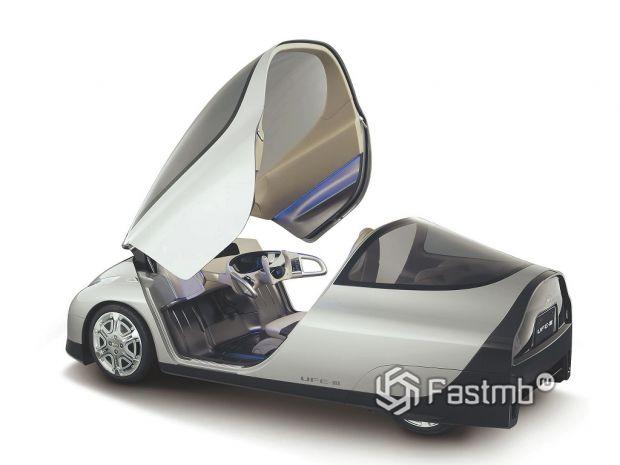 Daihatsu UFE-III Concept