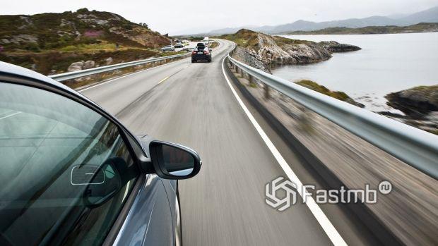 Плюсы путешествия на автомобиле в Скандинавию