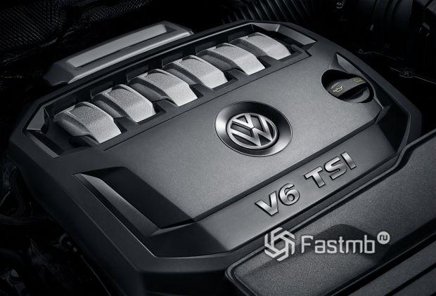 Технические характеристики VW Teramont vs Mazda CX-9