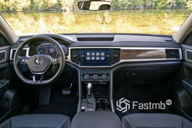 салон VW Teramont