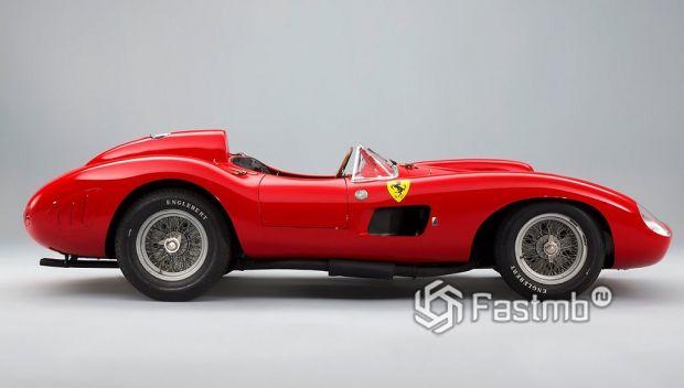 Автомобили Леонеля Месси: Ferrari 335 S Spider Scaglietti
