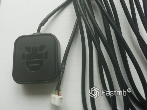 Дополнительная антенна для сигнализации