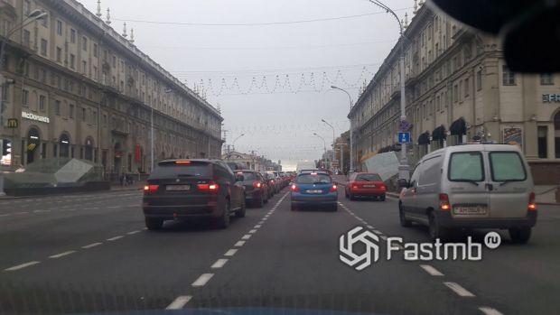 Аварийные моменты в Беларуси