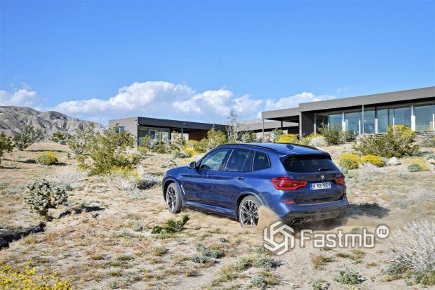 ездовые качества BMW X3
