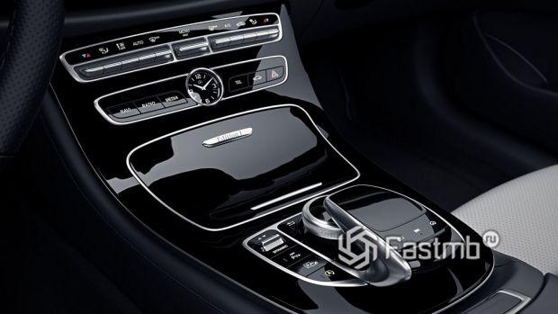 оснащение Mercedes Benz E-Class