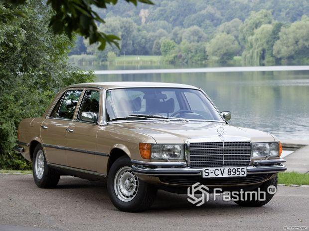 Mercedes-Benz 450 SEL 6.9 (W116)