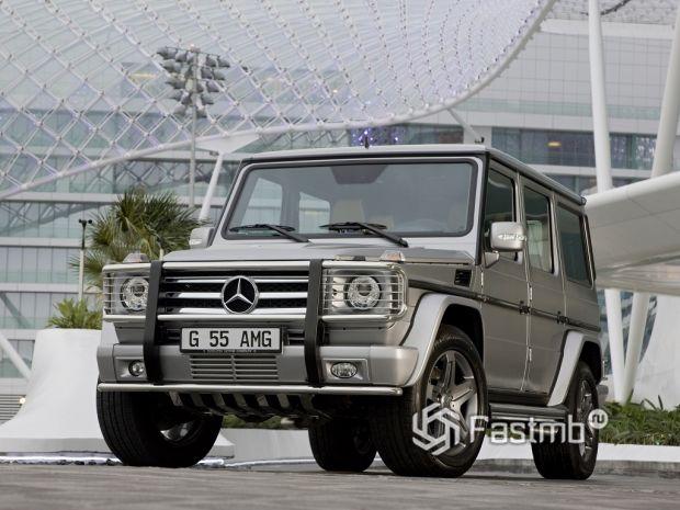 Mercedes-Benz G 55 Kompressor