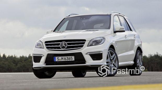 Mercedes-Benz ML 63 AMG