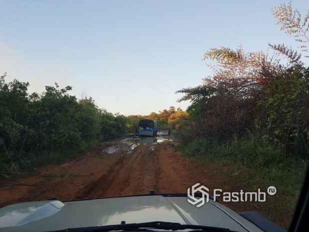 Дорога в Цинги, Мадагаскар