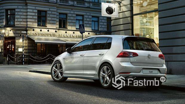 Эволюция Volkswagen Golf