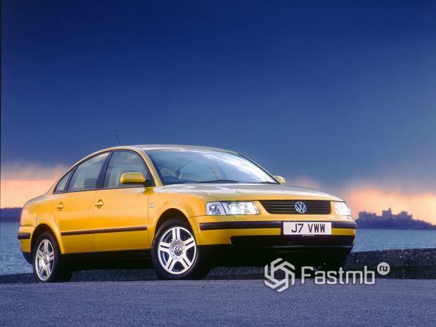 5 поколение Volkswagen Passat