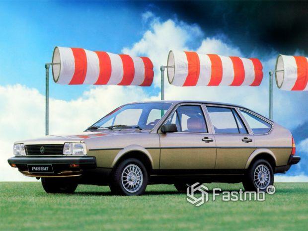2 поколение Volkswagen Passat