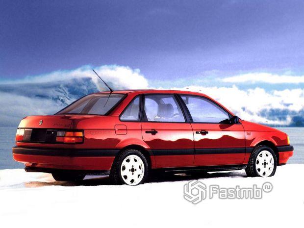 3 поколение Volkswagen Passat