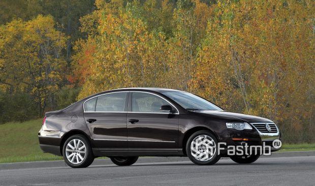 6 поколение Volkswagen Passat