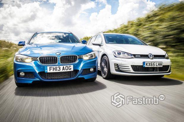 VW или BMW — что лучше?