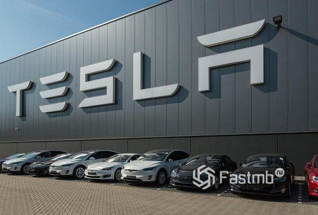 Tesla Motors, с 2003 года – по настоящее время