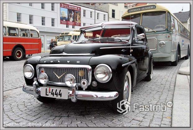 Автомобильные бренды Скандинавии